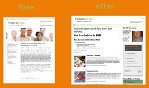 PeopleSkills.se före och efter